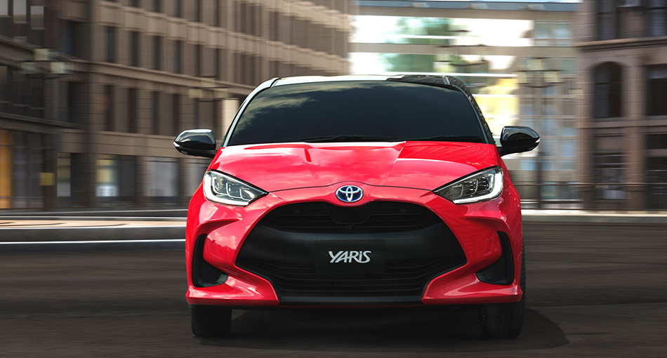 Toyota Unveils the All New Yaris Hatchback 15