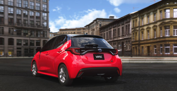 Toyota Unveils the All New Yaris Hatchback 10