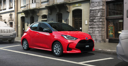 Toyota Unveils the All New Yaris Hatchback 8