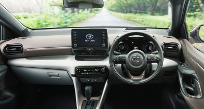 Toyota Unveils the All New Yaris Hatchback 12