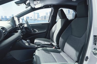 Toyota Unveils the All New Yaris Hatchback 13