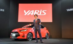 Toyota Unveils the All New Yaris Hatchback 4