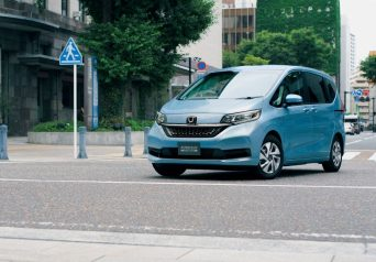Honda Freed Gets a Facelift and a New Trim 11