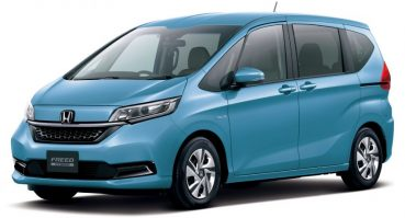 Honda Freed Gets a Facelift and a New Trim 14