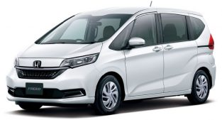 Honda Freed Gets a Facelift and a New Trim 18