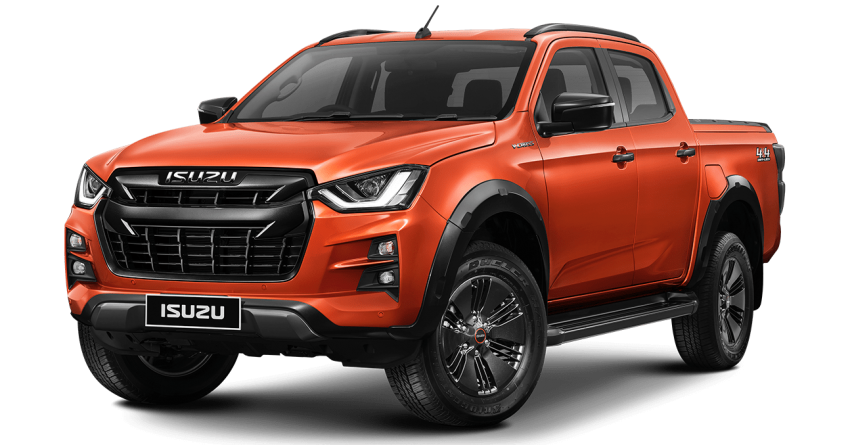 All New 3rd Generation Isuzu D-MAX Unveiled 2