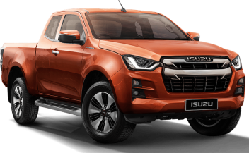 All New 3rd Generation Isuzu D-MAX Unveiled 14