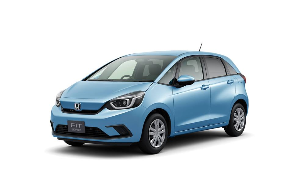 All New Honda Fit/ Jazz Unveiled at 2019 Tokyo Motor Show 1