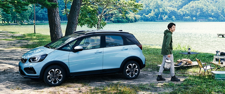 All New 2020 Honda Fit/ Jazz Goes On Sale in Japan 2