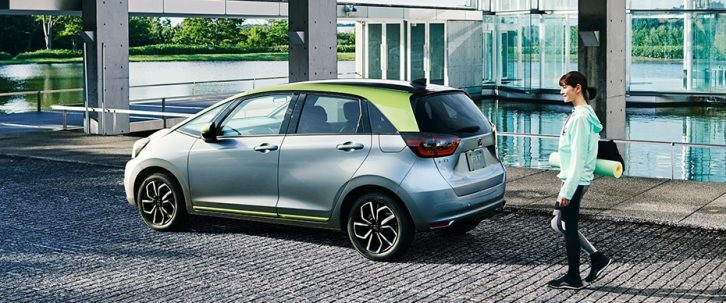All New Honda Fit/ Jazz Unveiled at 2019 Tokyo Motor Show 12