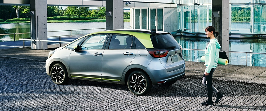 All New 2020 Honda Fit/ Jazz Goes On Sale in Japan 4