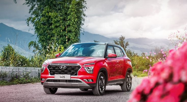 All New Hyundai ix25 Ready for its Chinese Debut 8