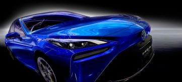 Next Generation Toyota Mirai is a Stunner 10