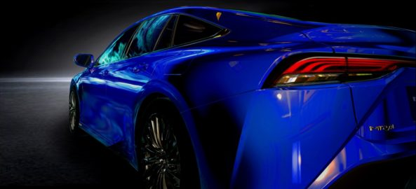Next Generation Toyota Mirai is a Stunner 8