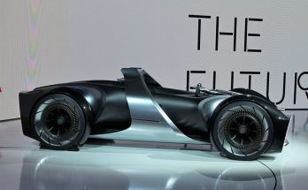 Toyota Unveils e-Racer Concept at 2019 Tokyo Motor Show 1