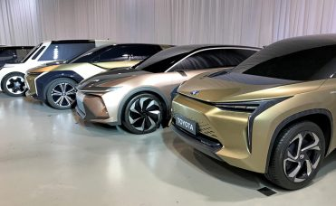 Toyota and Lexus to Launch 3 New EVs by 2021 3