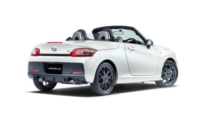The New Daihatsu Copen GR Sport 3