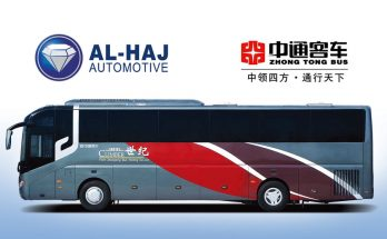 Al-Haj Automotive Join Hands with Zhongtong Bus 14