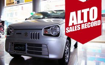 Alto 660cc Breaks Highest Monthly Sales Record 2