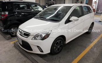 Sazgar's BAIC D20 Hatchback Spotted in Lahore 13