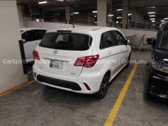 Sazgar's BAIC D20 Hatchback Spotted in Lahore 5
