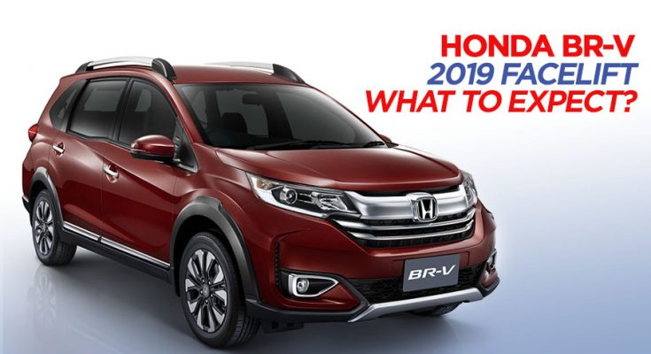 Honda BR-V Facelift in Pakistan- What to Expect? 1