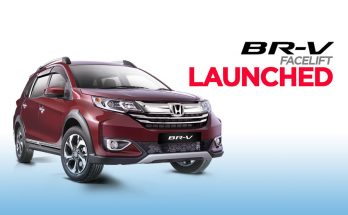 Honda BR-V Facelift Launched in Pakistan 9