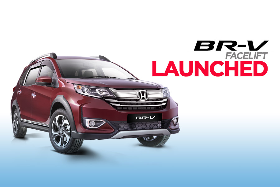Honda BR-V Facelift Launched in Pakistan 1