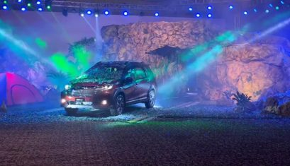 Honda BR-V Facelift Launched in Pakistan 3