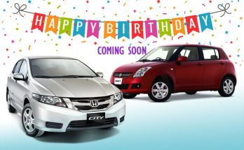 Honda City and Suzuki Swift Approaching Their Birthdays 12