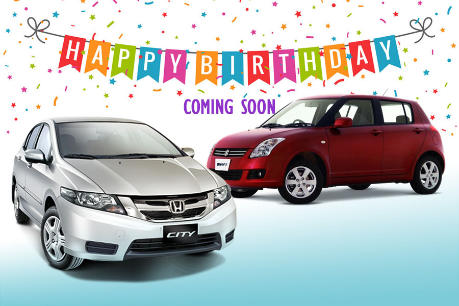 Honda City and Suzuki Swift Approaching Their Birthdays 1