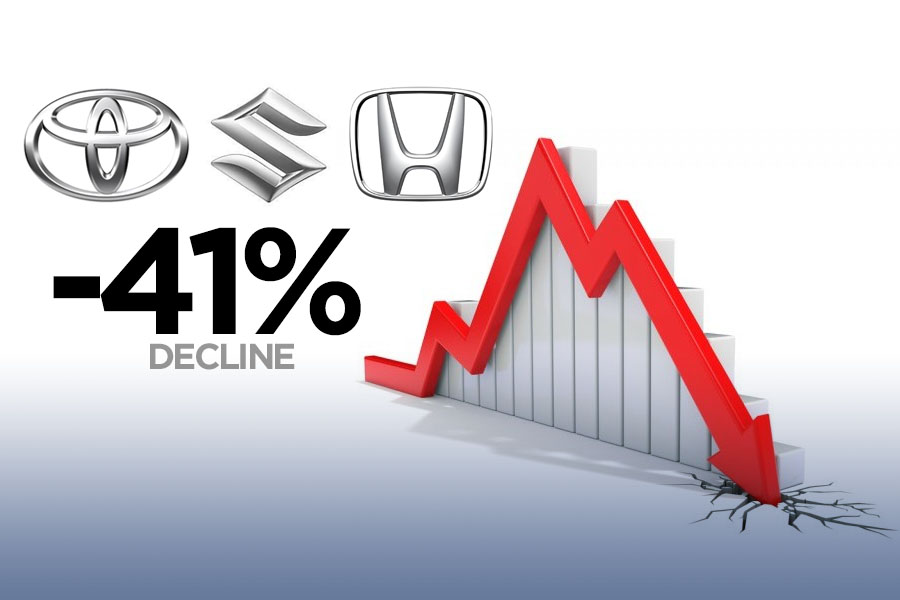 Car Sales Continue to Decline in September 4