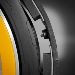 Continental Presents New Self-Inflating Tire Concept 11