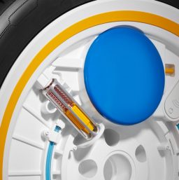 Continental Presents New Self-Inflating Tire Concept 7