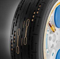 Continental Presents New Self-Inflating Tire Concept 6