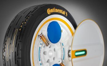 Continental Presents New Self-Inflating Tire Concept 9