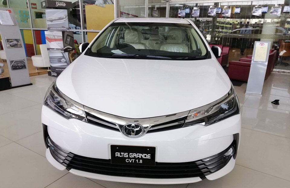Car Sales Plunged by 44% in November 4