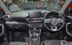 Toyota Raize Compact SUV Leaked 7
