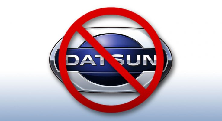 Nissan Likely to Quit Datsun Brand 8