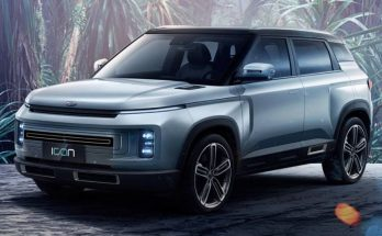 Geely Releases First Official Images of Icon SUV 3