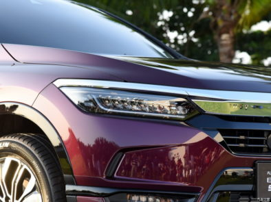 All New Honda Breeze Launched in China 6