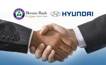 Meezan Bank and Hyundai Nishat Sign MoU for Priority Financing of Hyundai Commercial Vehicles 1