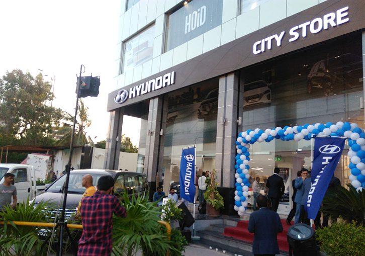 Hyundai Unveils Ioniq Hybrid- Digital Showroom Inaugurated in Karachi 17