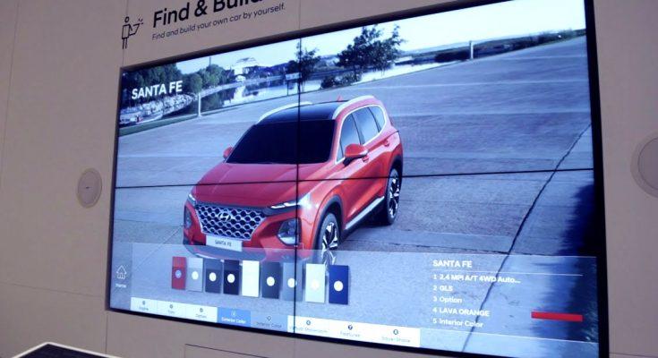Hyundai to Open Digital Showroom in Karachi 1
