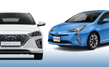 Hyundai Pitting PKR 64 Lac Ioniq Against PKR 83.7 Lac Prius 10