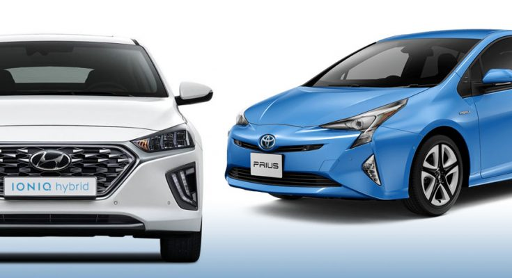 Hyundai Pitting PKR 64 Lac Ioniq Against PKR 83.7 Lac Prius 1