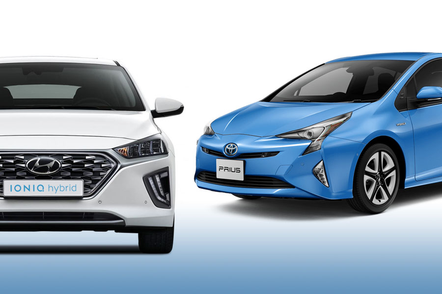 Hyundai Pitting PKR 64 Lac Ioniq Against PKR 83.7 Lac Prius 3