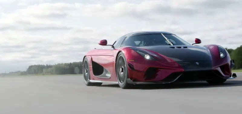 Koenigsegg Regera sets a New 0-400-0 km/h Record 3