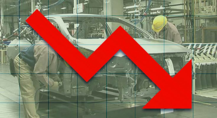 Pakistan's Large-Scale Manufacturing Output Declined for 5th Month in a Row 1