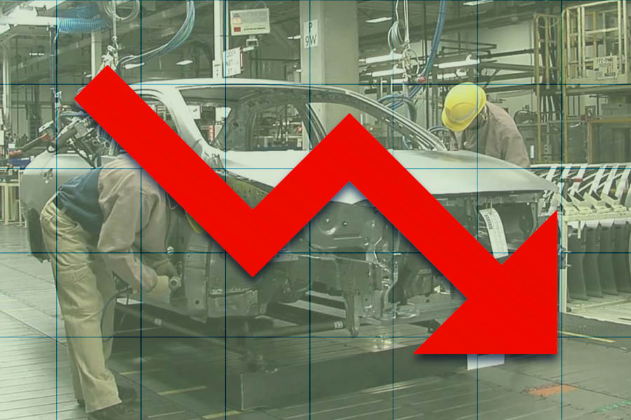 Pakistan's Large-Scale Manufacturing Output Declined for 5th Month in a Row 3